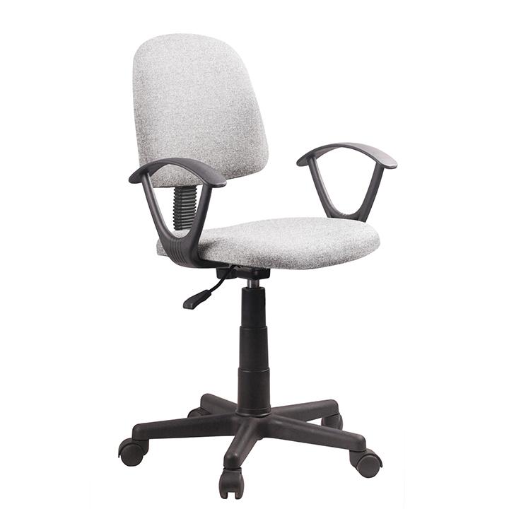 Kancelárska stolička - Tamson (čierna + sivá). Sme autorizovaný predajca Tempo-Kondela. Vlastná spoľahlivá doprava až k Vám domov.