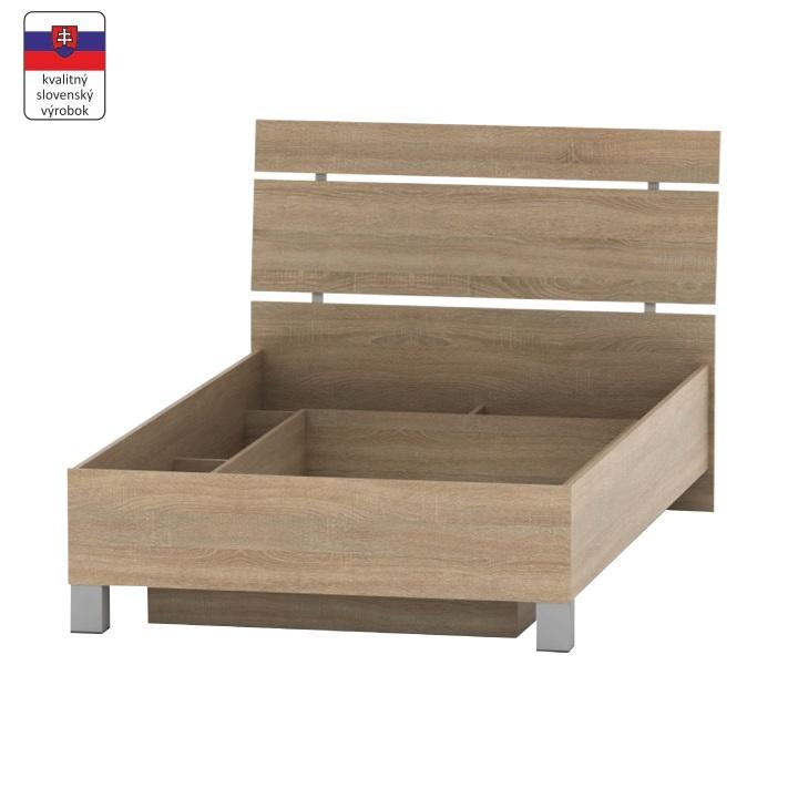 Jednolôžková posteľ 120 cm - Tempo Kondela - Luna (s úložným priestorom). Sme autorizovaný predajca Tempo-Kondela. Vlastná spoľahlivá doprava až k Vám domov.