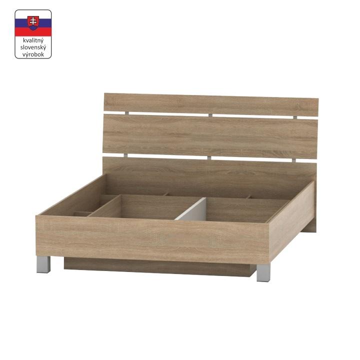 Manželská posteľ 160 cm - Tempo Kondela - Luna ( s úložným priestorom). Sme autorizovaný predajca Tempo-Kondela. Vlastná spoľahlivá doprava až k Vám domov.