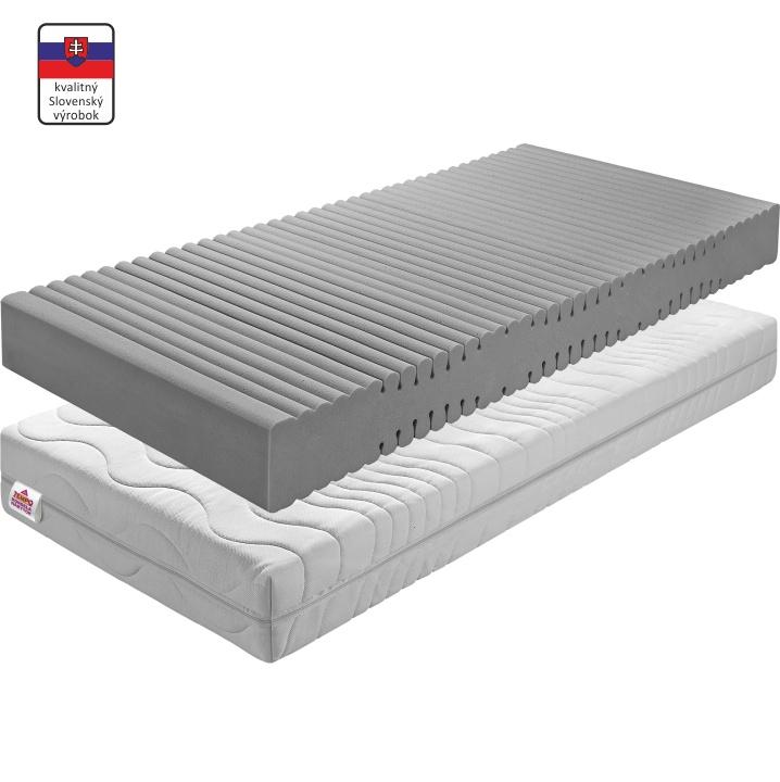 Penový matrac 140 cm - Tempo Kondela - Be Tempo 10 New. Sme autorizovaný predajca Tempo-Kondela. Vlastná spoľahlivá doprava až k Vám domov.