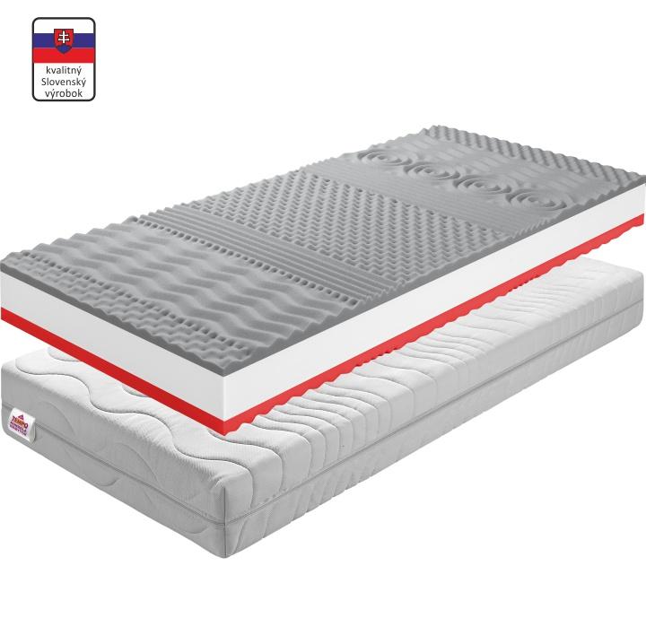Penový matrac 120 cm - Tempo Kondela - Be Tempo 30 New. Sme autorizovaný predajca Tempo-Kondela. Vlastná spoľahlivá doprava až k Vám domov.