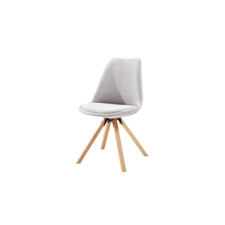 Jedálenská stolička - Tempo Kondela - Sabra (sivá). Sme autorizovaný predajca Tempo-Kondela. Vlastná spoľahlivá doprava až k Vám domov.
