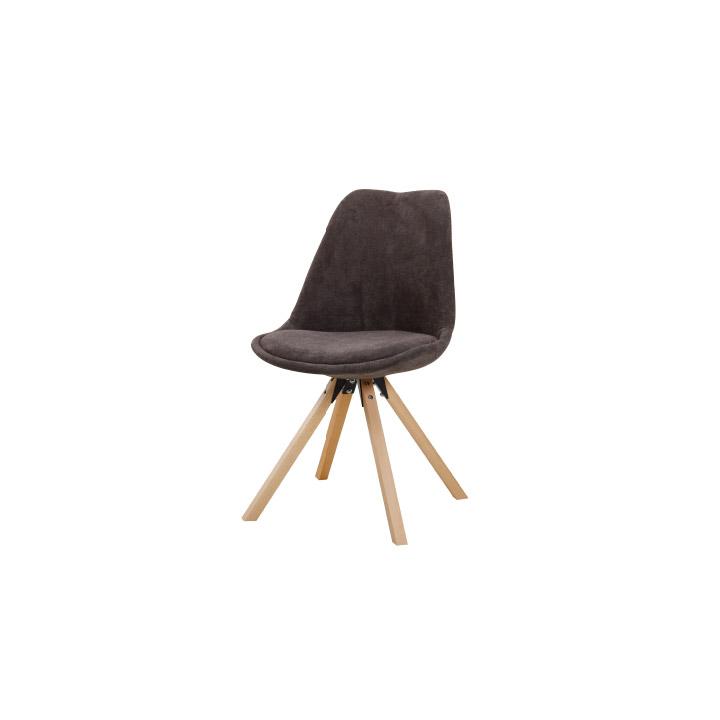 Jedálenská stolička - Tempo Kondela - Sabra (sivohnedá). Sme autorizovaný predajca Tempo-Kondela. Vlastná spoľahlivá doprava až k Vám domov.