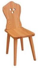 Jedálenská stolička - WIP - Zydel