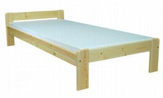 Manželská posteľ 140 cm - WIP - Wera (masív)