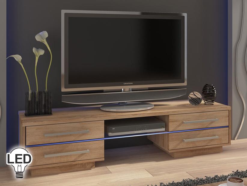 TV stolík/skrinka - WIP - Laguna (sonoma svetlá)