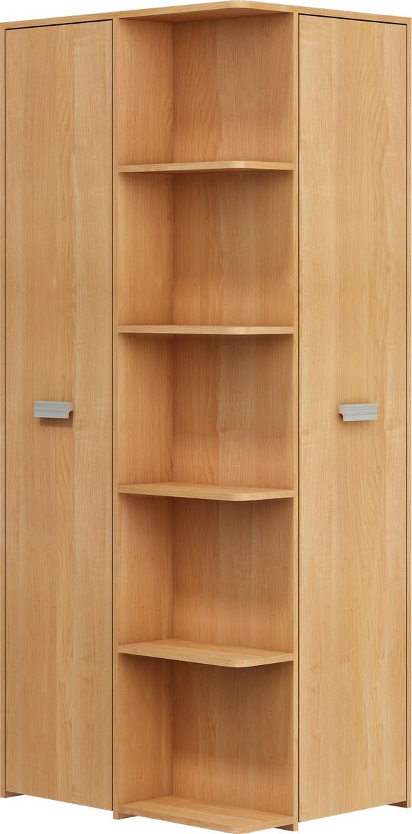 Rohová šatníková skriňa - WIP - Nemo. Sme autorizovaný predajca WIP. Vlastná spoľahlivá doprava až k Vám domov.