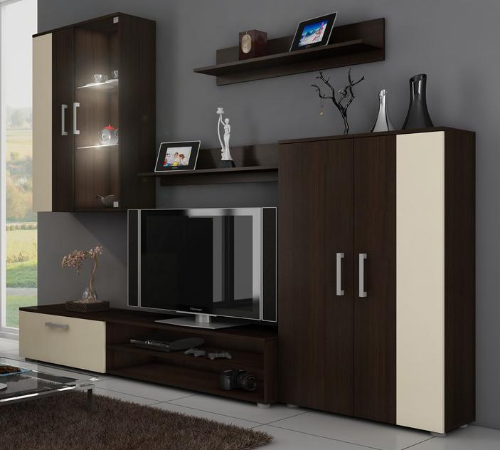 Obývacia stena - WIP - Stella 1