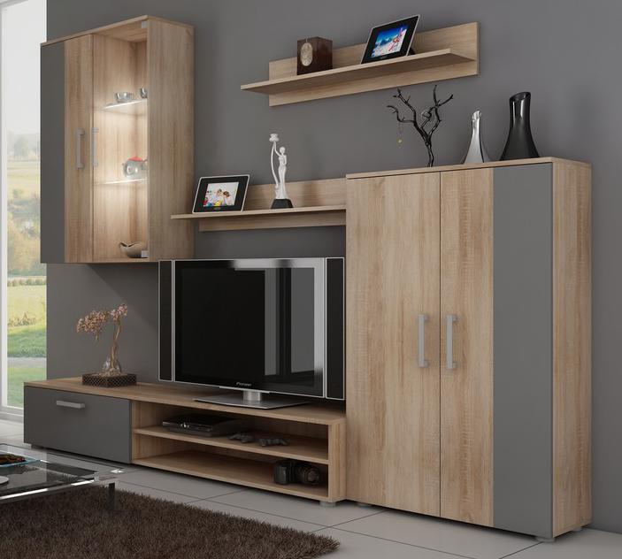 Obývacia stena - WIP - Stella 4