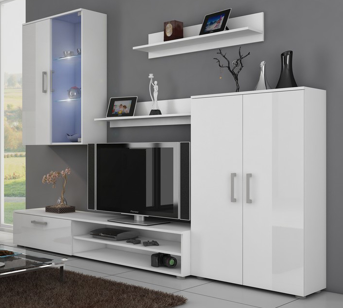 Obývacia stena - WIP - Stella 5