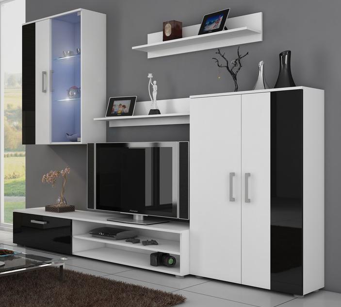 Obývacia stena - WIP - Stella 6