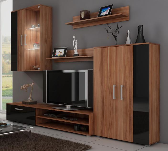 Obývacia stena - WIP - Stella 7