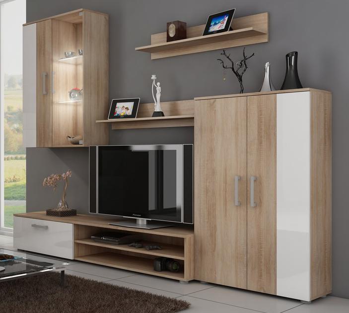 Obývacia stena - WIP - Stella 8