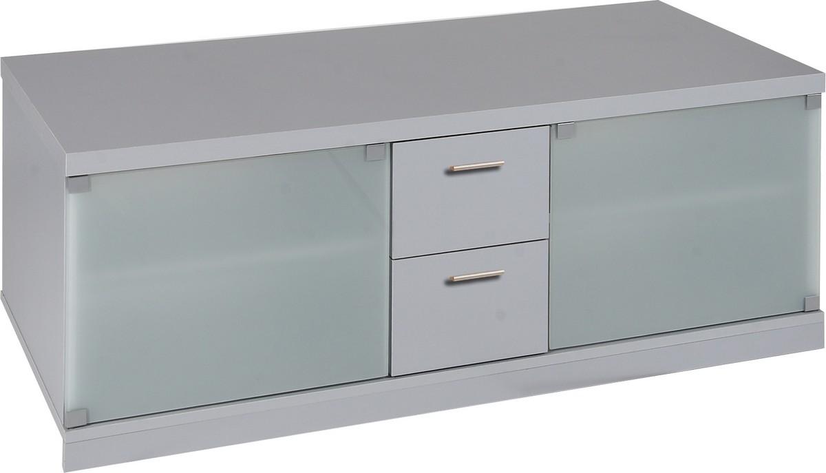 TV stolík/skrinka - WIP - Panoramic 42 Hliníková