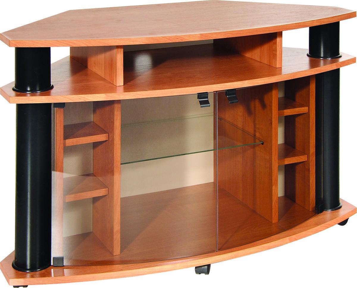 Rohový TV stolík - WIP - Rondo 2