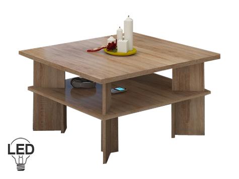 Konferenčný stolík Vectra 1 (sonoma svetlá)