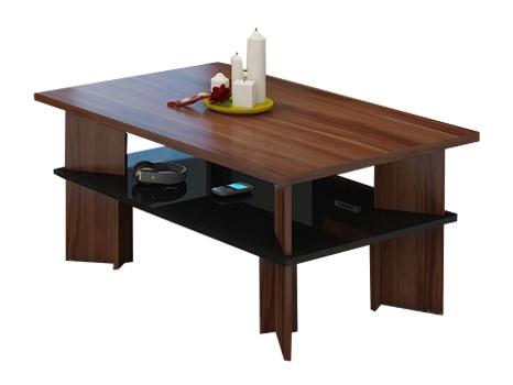 Konferenčný stolík - WIP - Vectra 2 (slivka + lesk čierny). Sme autorizovaný predajca WIP. Vlastná spoľahlivá doprava až k Vám domov.