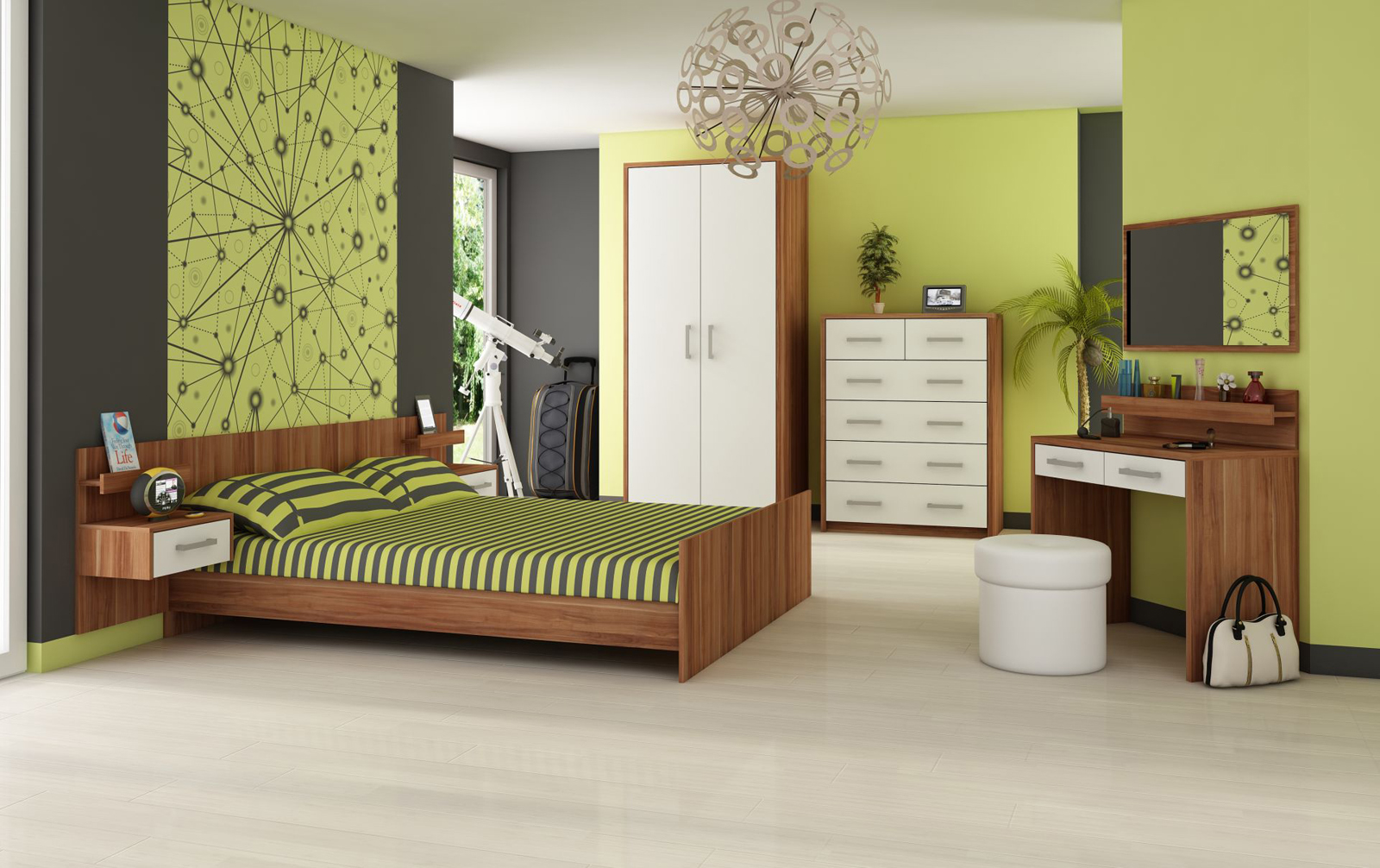Spálňa - WIP - Vera 2
