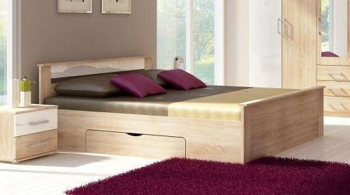 Manželská posteľ 180 cm - WIP - Tango 2 SP