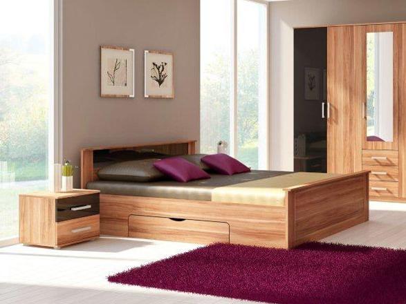 Manželská posteľ 180 cm - WIP - Tango 1 SP