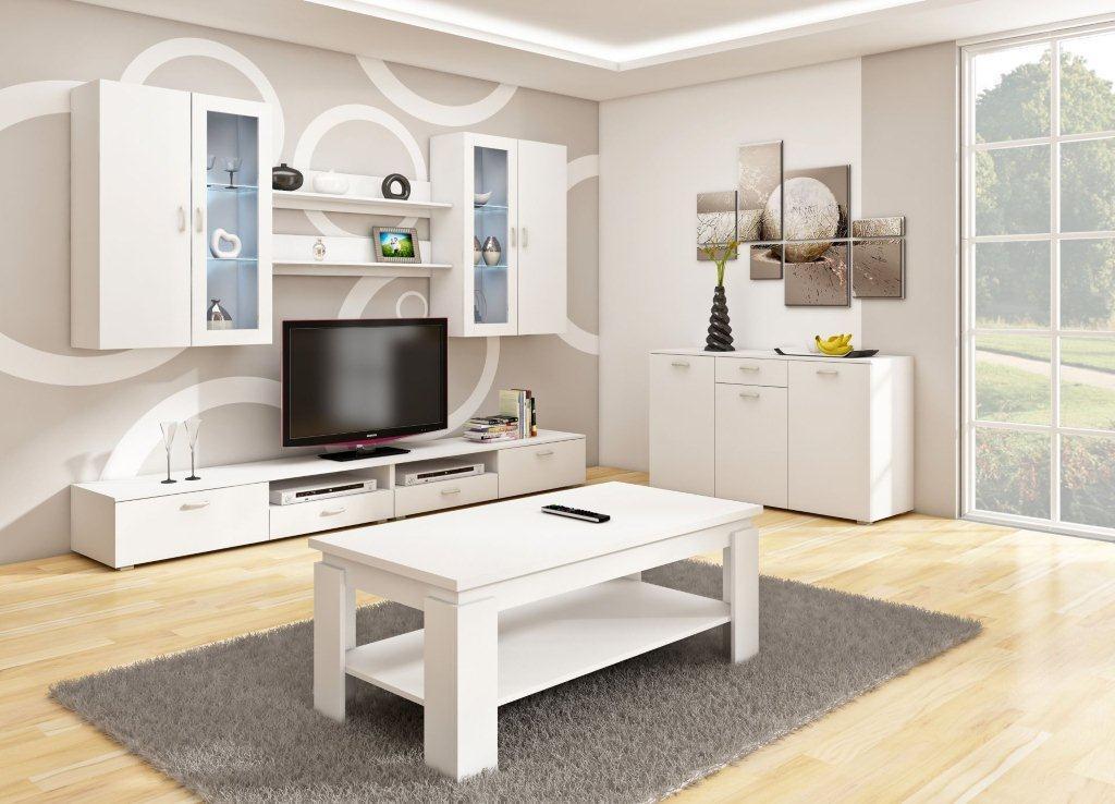 Obývacia stena - WIP - Twist 3