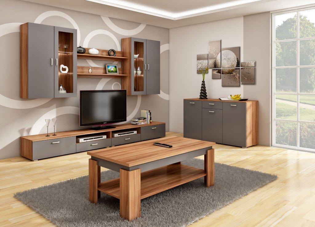 Obývacia stena - WIP - Twist 2