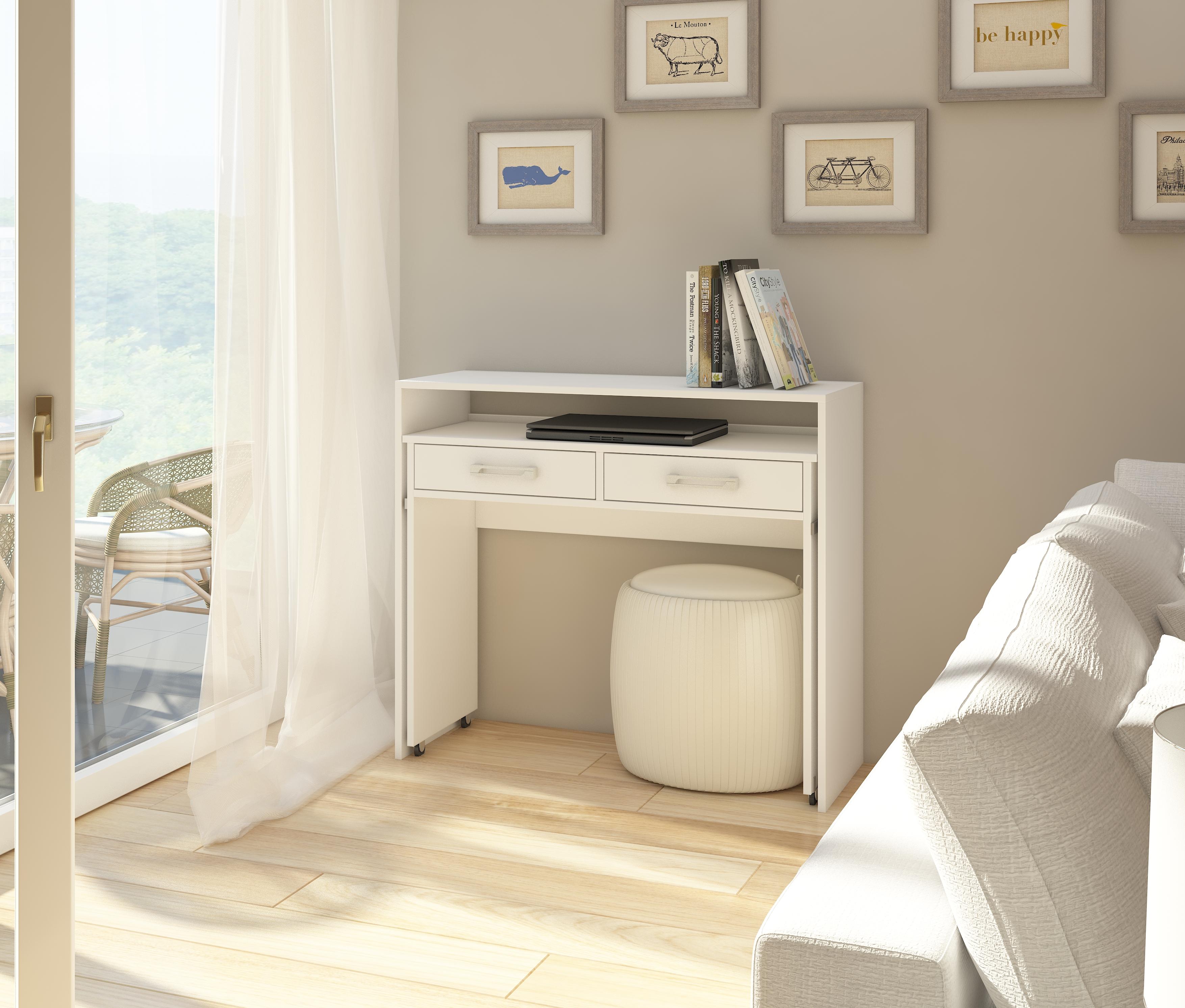 PC stolík - WIP - Zoom biela. Sme autorizovaný predajca WIP. Vlastná spoľahlivá doprava až k Vám domov.