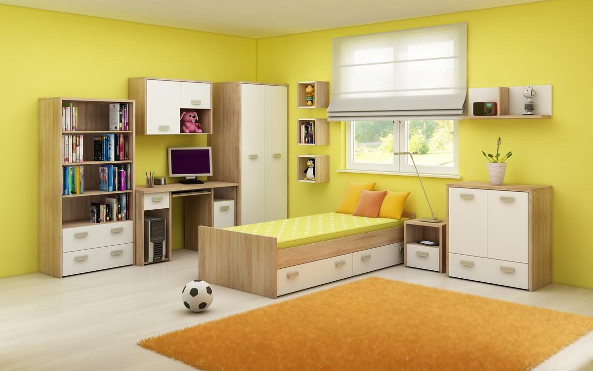 Detská izba - WIP - Kitty 2 Sonoma svetlá + biela